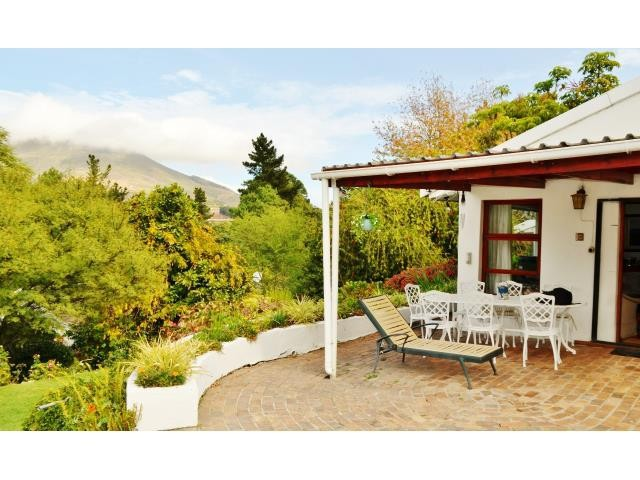 Stellenbosch property for sale. Ref No: 13269564. Picture no 2