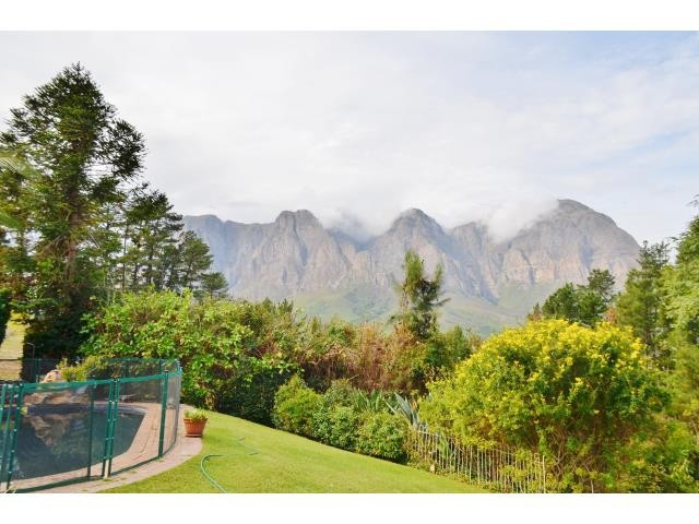 Stellenbosch property for sale. Ref No: 13269564. Picture no 1
