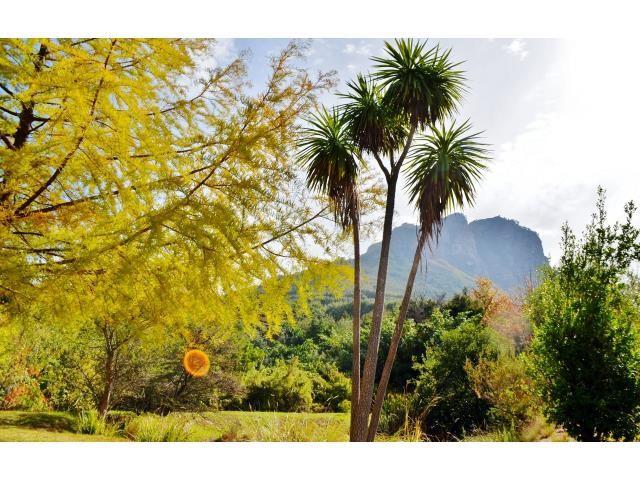 Stellenbosch property for sale. Ref No: 13269564. Picture no 13