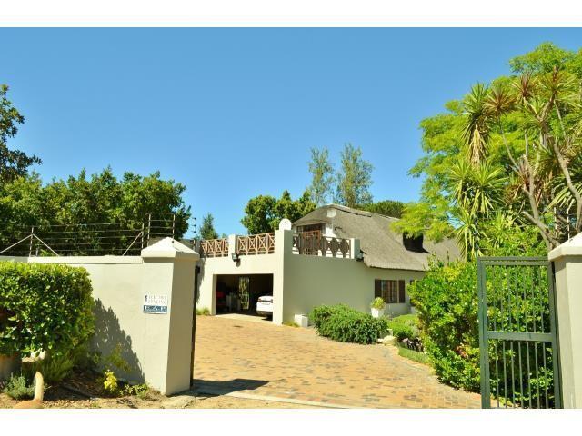 Stellenbosch property for sale. Ref No: 13291245. Picture no 24