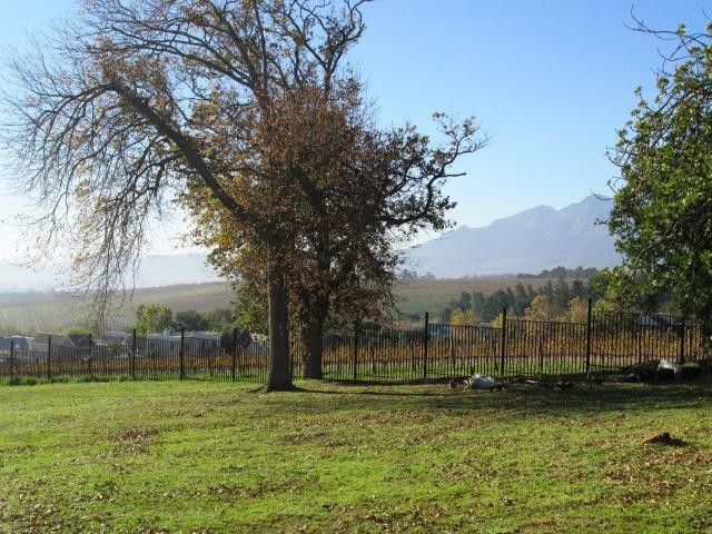 Stellenbosch property for sale. Ref No: 13374563. Picture no 13